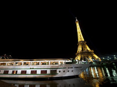 Paris by night & Cruise